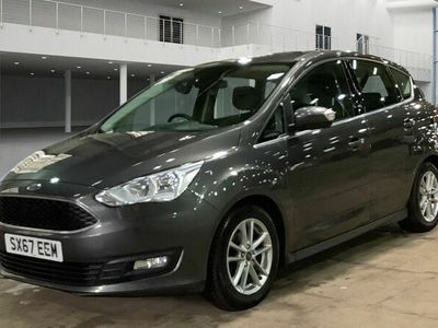 used Ford C-MAX 1.0T EcoBoost Zetec (s/s) 5dr