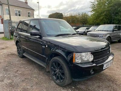 used Land Rover Range Rover 4.2 V8 Supercharged VOGUE SE 4dr Auto