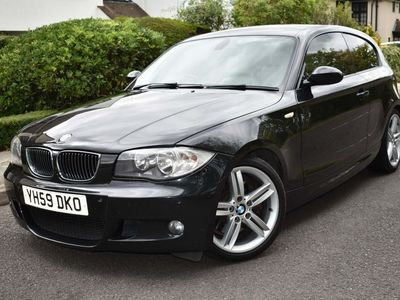 used BMW 123 1 Series 2.0 d M Sport 3dr