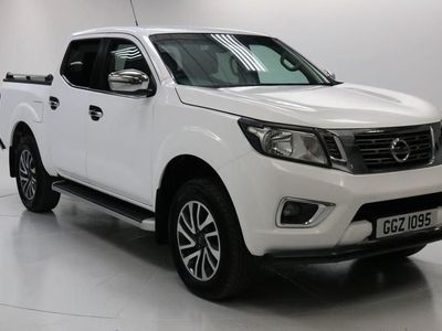 used Nissan Navara Double Cab Pick Up N-Connecta 2.3dCi 190 4WD Auto