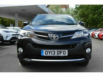 used Toyota RAV4 2.2 D-CAT Icon 4WD 5dr