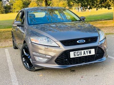 used Ford Mondeo 2.2 TDCi Titanium X Sport 5dr