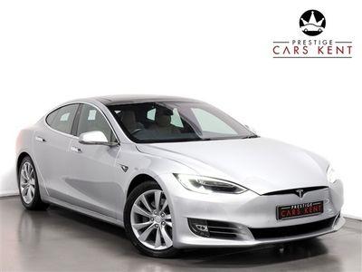 used Tesla Model S 241kW 75kWh Dual Motor 5dr Auto