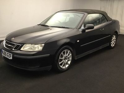 used Saab 9-3 Convertible 1.8t Linear 2d