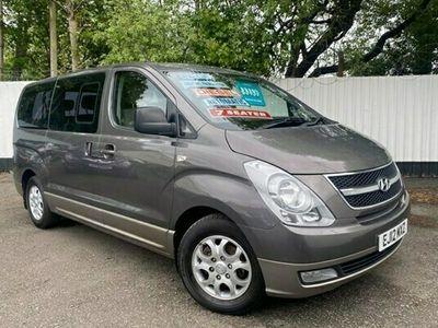 used Hyundai I800 2.5 STYLE CRDI 5d 168 BHP *** VERY RARE 8 SEATER AUTO ***