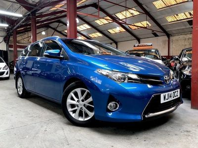 used Toyota Auris 1.4 D-4D Icon (s/s) 5dr