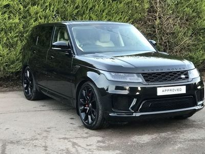 used Land Rover Range Rover Sport 3.0 P400 HST 5dr Auto Estate 2019