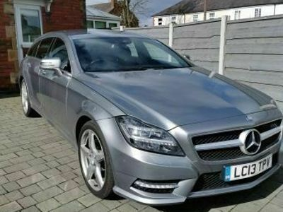 used Mercedes CLS250 Shooting Brake CLS 2.1 CDI BlueEFFICIENCY AMG Sport 7G-Tronic Plus (s/s) 5dr