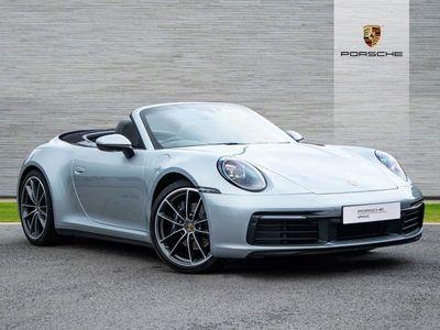 used Porsche 911 Carrera 4 Cabriolet (992)