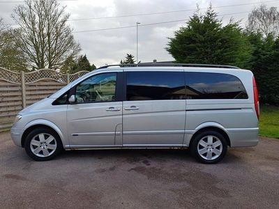 used Mercedes Vito 2.1 114 CDi PRO Tourer G-Tronic+ RWD L3 EU6 (s/s) 5dr