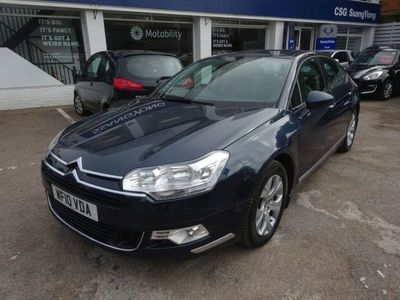 used Citroën C5 2.0 HDI 16V Exclusive [160] 4dr - AIR SUSPENSION - SUNROOF - FSH -