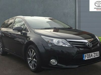 used Toyota Avensis 2.0 D-4D Icon 5dr