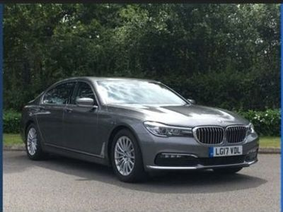 used BMW 740L 7 Series 3.0 i Auto (s/s) 4dr