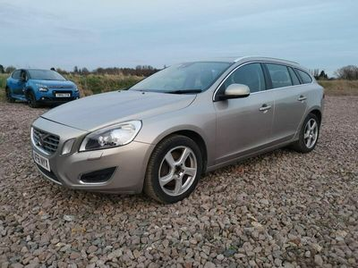 used Volvo V60 D5 [205] SE Lux 5dr Geartronic
