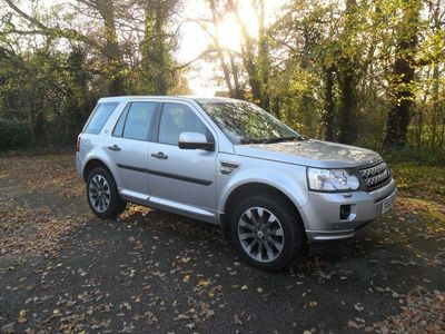 used Land Rover Freelander 2 2.2 SD4 HSE 4X4 5dr