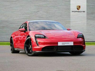 used Porsche Taycan Turbo S