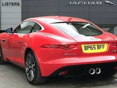 used Jaguar F-Type 3.0 Supercharged V6 S 2dr Auto AWD Coupe 2015