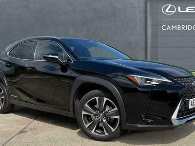 used Lexus UX UX 250h 2.0 250hSUV 5dr Petrol Hybrid E-CVT (s/s) (no Nav) (184 ps)