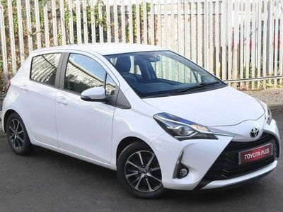 used Toyota Yaris ICON TECH 1.5 MANUAL Hatchback