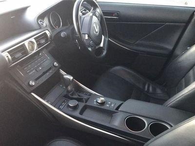 used Lexus IS300h Advance 4Dr Cvt Auto