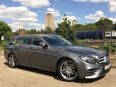 used Mercedes E200 E CLASS DIESEL ESTATEAMG Line 5dr 9G-Tronic 2017/67