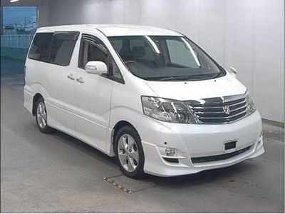 used Toyota Alphard 3.0 MS Prime Selection 2 - Half Leather - Low Mileage - Grade 4b