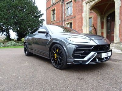 used Lamborghini Urus 4.0 V8 BiTurbo Auto 4WD 5dr