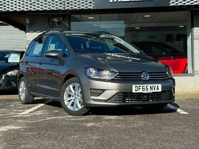 used VW Golf Sportsvan 1.6 TDI 110 SE 5dr