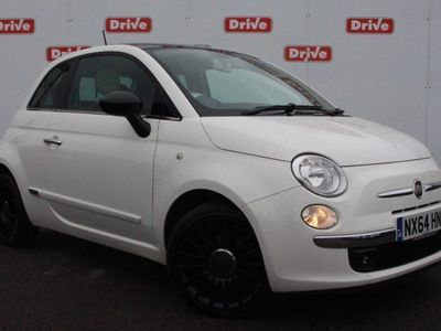 used Fiat 500 0.9 TwinAir 105 Cult 3dr Hatchback
