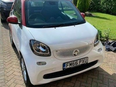 used Smart ForTwo Cabrio 1.0 Passion Twinamic (s/s) 2dr
