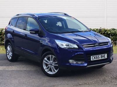 used Ford Kuga 2.0 TDCi 150 Titanium X 5dr 2WD