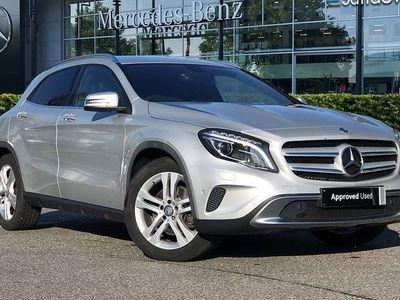 used Mercedes GLA250 GLA-Class4MATIC SE