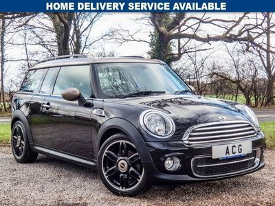 used Mini Cooper D Clubman BOND STREET 1.6D estate special editions
