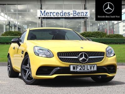 used Mercedes SLC200 SLC 2.0Final Edition (s/s) 2dr