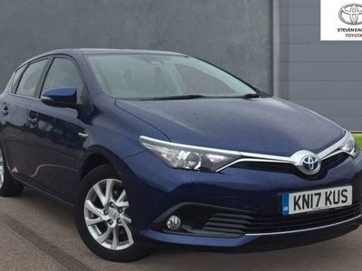 used Toyota Auris 1.8 VVT-h Business Edition CVT (s/s) 5dr (Safety Sense)