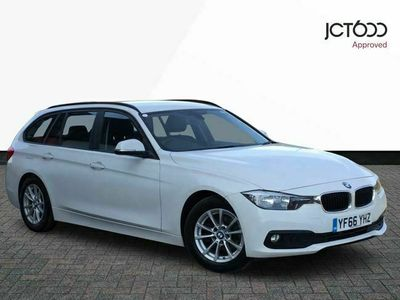 used BMW 320 3 Series D ED PLUS TOURING diesel touring