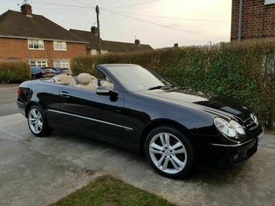 used Mercedes CLK280 CLK 3.0Avantgarde Cabriolet 7G-Tronic 2dr