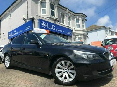 used BMW 530 5 SERIES 3.0 D AC 4d 232 BHP ** FANTASTIC SPECIFICATION - ONLY 72,000 MILES WITH