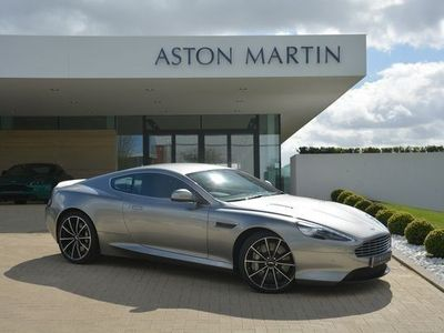 used Aston Martin DB9 GT Bond Edition Coupe 6.0