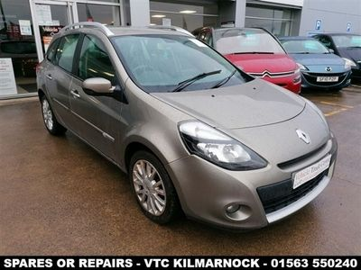 used Renault Clio 1.1 DYNAMIQUE TOMTOM TCE 5d 100 BHP, 2011 ( )