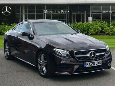 used Mercedes E300 E-ClassAMG Line Premium 2dr 9G-Tronic