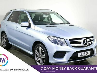 used Mercedes GLE250 D 4MATIC AMG LINE 2.2 5dr