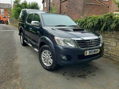 used Toyota HiLux 3.0TD Invincible Double Cab auto