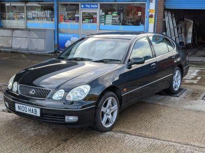 used Lexus GS300 3.0 SE 4dr