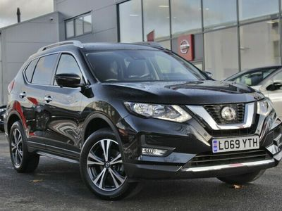 used Nissan X-Trail 1.3 DiG-T N-Connecta 5dr DCT
