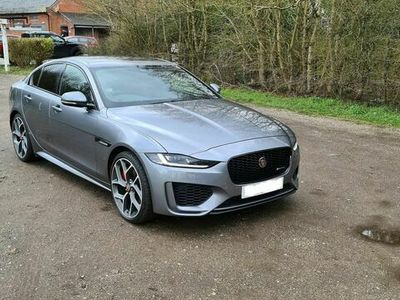 used Jaguar XE 2.0i R-Dynamic HSE Auto AWD (s/s) 4dr