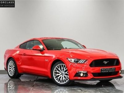 used Ford Mustang GT 5.0 2d 410 BHP