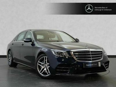 used Mercedes S350 S-Class Saloond L AMG Line 2.9 4dr