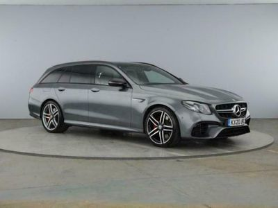 used Mercedes E63S AMG E Class4Matic+ 5dr 9G-Tronic 4.0