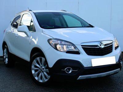 used Vauxhall Mokka 1.6 Cdti Ecoflex Tech Line 5Dr
